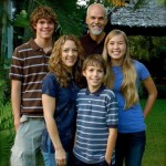 Missionary Picture - Paul Bradley & Family (2)