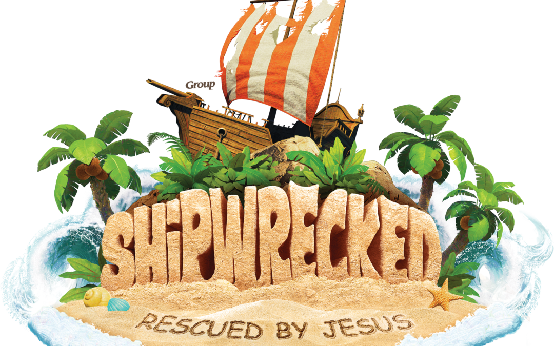 Jesus Rescues – Vacation Bible School 2018