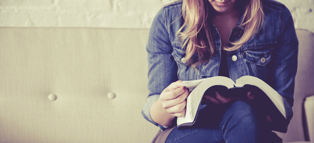 Getting Into God's Word
