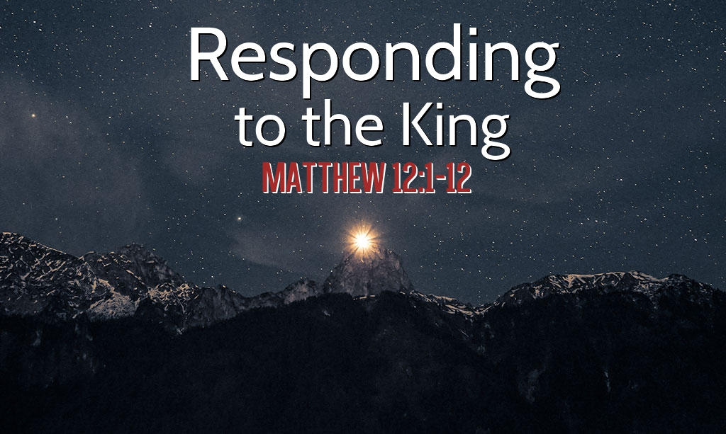 Responding to the King